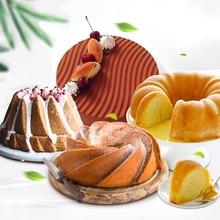 SILIKOLOVE 3D Baking Dishes Silicone Mould Baking Pan Cake m