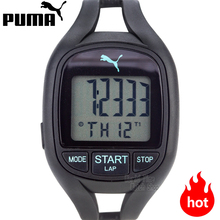 PUMA WATCH sports wind series timing timer function neutral electronic watch PU911141001 PU911141002 PU911141003