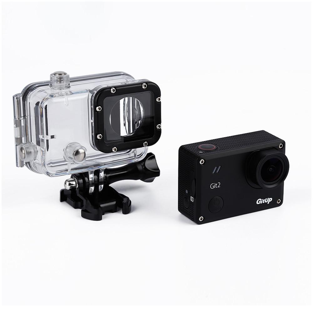 GitUp Git2 2K 1440P Waterproof WiFi Action Camera DV WiFi Action Camera FPV Camera Sport Camera gitup git1 1 5 inch lcd wifi rf control action camera
