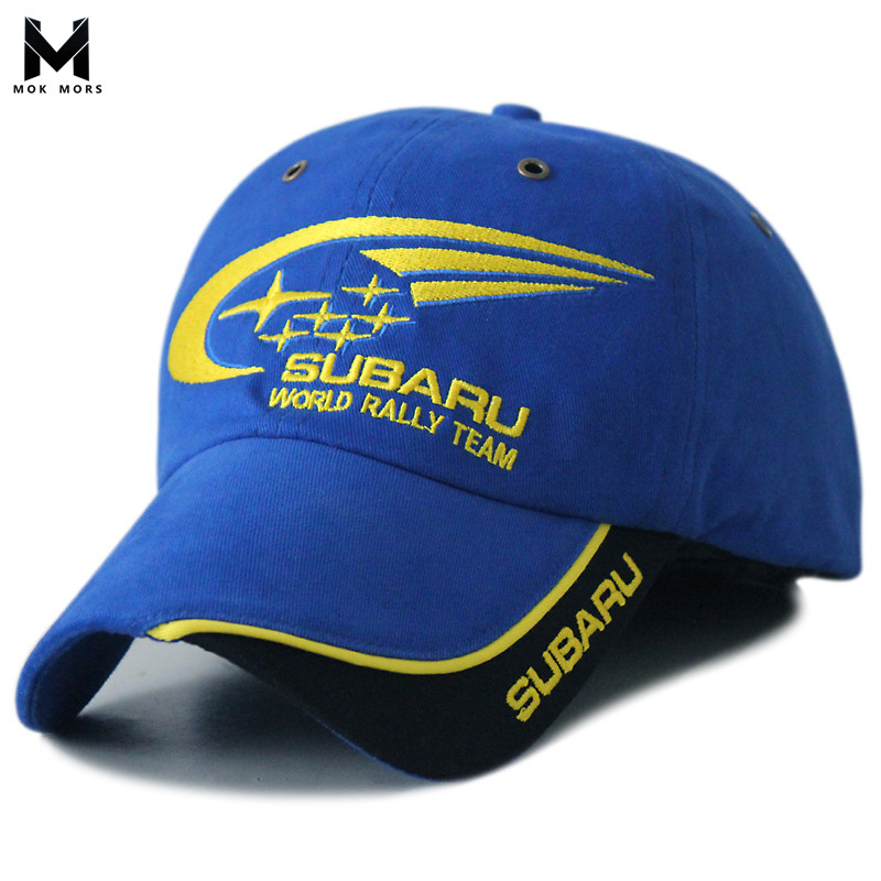 New Fashion Men Racing   Baseball     Cap   Women Cotton   Cap   Snapback Casual   Caps   Cotton Summer Outdoor Sport Hat for Men's Wholesale