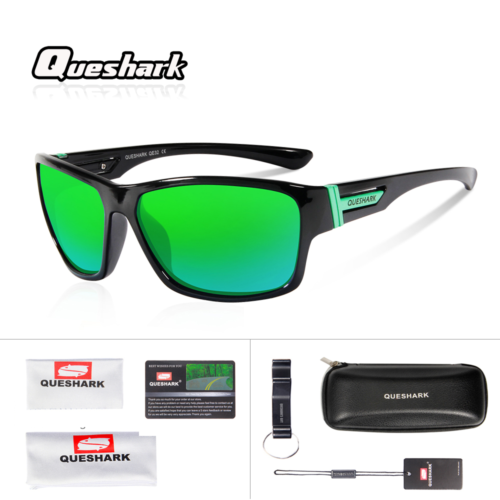 Outdoor Sports Eyewear Sunglasses Cycling Bicycle Riding Goggles Polarized Glass