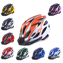 2018 Ultralight Bicycle Helmets Unisex Road Mountain Bike Cycling Helmets Protector Sport Helmet Adjustable Multi Color Helmet
