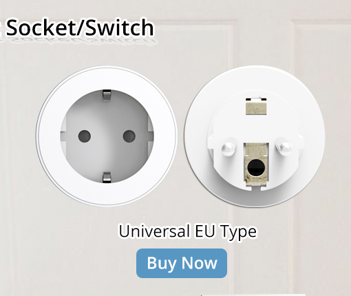 REINO UNIDO WiFi Inteligente Soquete Plug Power