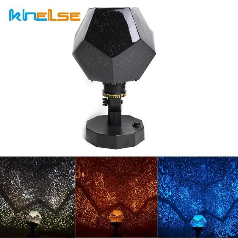 Revolving Lamp Night Light Present Romantic Cosmos Beautiful Gift Sky Projector Star Master Children Starry Christmas