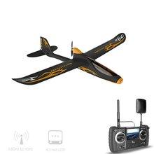 Asli Hubsan Profesi H301S HAWK 5.8G FPV Drone 4CH RC Airplane RTF Dengan Modul GPS