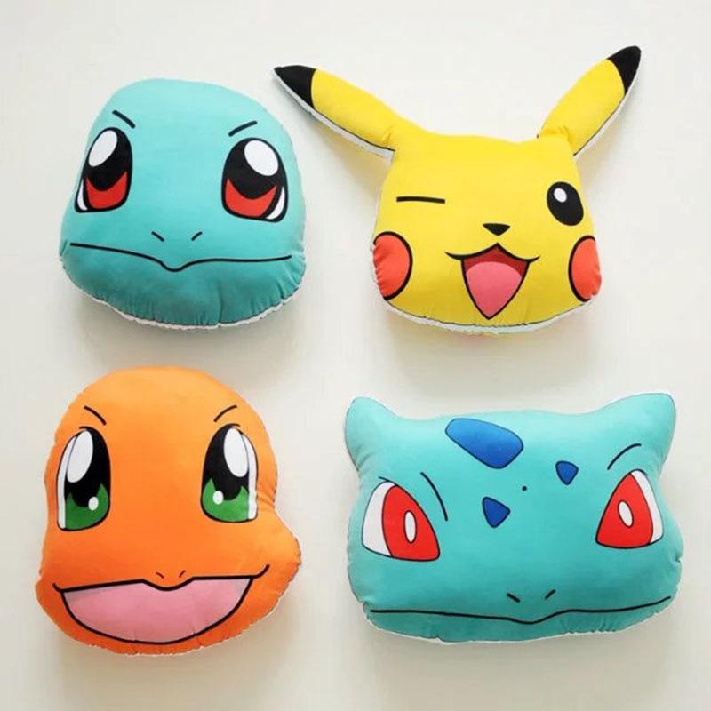Online Buy Wholesale pokemon pillow from China pokemon  : Japanese Anime font b Pokemon b font Emoji font b Pillow b font Pikachu Plush Toys from www.aliexpress.com size 800 x 800 jpeg 105kB