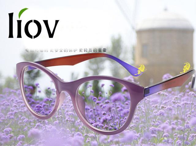 TR90 vidros Ópticos de Alta qualidade quadro Do Gato Olho Mulheres óculos de Lente Clara Óculos óculos feminino gafaslos ocurau de g