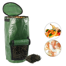 Probiotics Bags Compost Bag Ferment Kitchen Waste Disposal Homemade Organic Compost Bag(China)