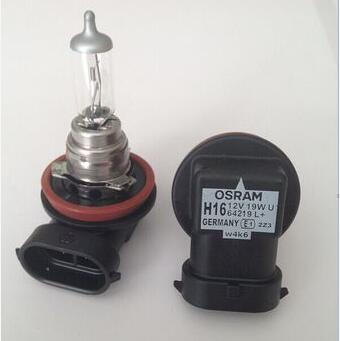 H16 64219L+ 12V 19W U Fog lights Car light bulb