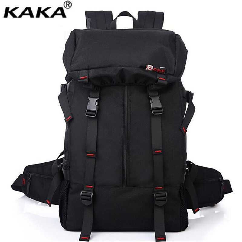 Free Knight 50l Backpack Trekking Bagtravel Waterproof Pack Mountaineering Knapsack Quality And Quantity Assured Men's Bags