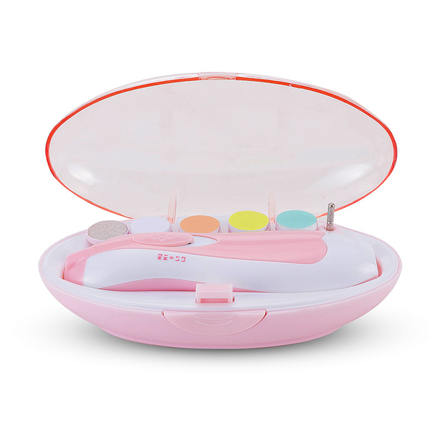 Electric Children's Nail Trimmer 6