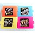 E-cigarrillo 4 EN 1 kits de Caja de Bobinas de Alambre + Algodón Prediseñados Fortaleza Violín Ciempiés Grieta Bobina RDA RTA Atomizador accesorios