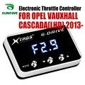 Автомобильный электронный контроллер дроссельной заслонки гоночный ускоритель мощный усилитель для OPEL VAUXHALL CASCADA (LHD) 2013-2019 Тюнинг Запчасти
