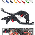 2016 New Thumb Wheel Roller Adjuster CNC Short Brake Clutch Lever For Triumph DAYTONA 675 SPEED TRIPLE 675 STREET TRIPLE R/RX