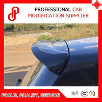 For Golf 6 ABT Spoiler ABS Material Car Rear wing roof Primer Color Rear Spoiler For Golf 6 ABT Spoiler 2010 2013