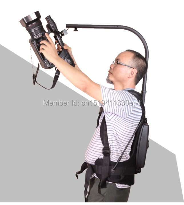 Wie EASYRIG 3-10kg Video und Film Serene Kamera für DSLR DJI Ronin M - Kamera und Foto - Foto 2
