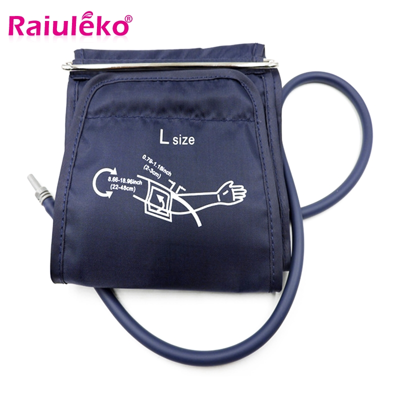 Blood Pressure Health Monitors Upper Arm Cuff Sphygmomanometer Heart Rate Pulse Portable Tonometer Electronic Voice Broadcast
