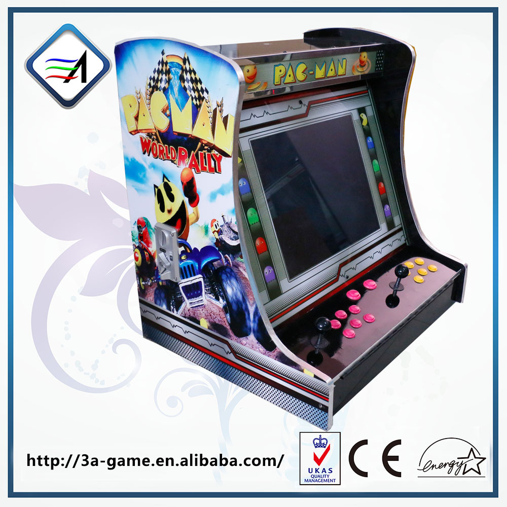 New Arrival 60 in 1 Cocktail arcade games Cocktail table arcade games coin operated pacman machine