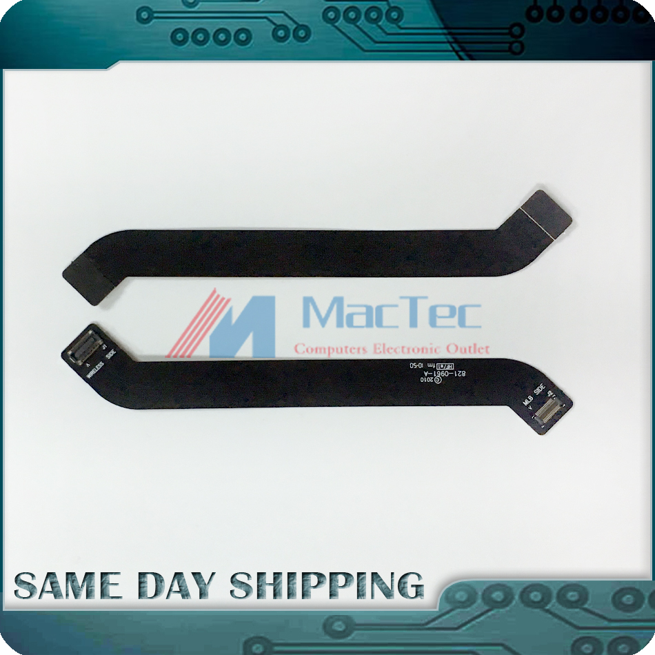 NEW OEM for Apple Macbook Pro A1286 A1297 Wireless Wifi Bluetooth Cable 821-0961-A 821-0961-01 MC024 MC725 MD311 MC373