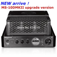 NEW arrive luxury Nobsound MS 30D hifi tube bluetooth Support Usb music amplifier upgrade from MS 10DMKII