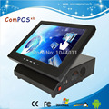 New Type Touch POS System  With 12 Inch LED Touch Screen Monitor For Supermarket