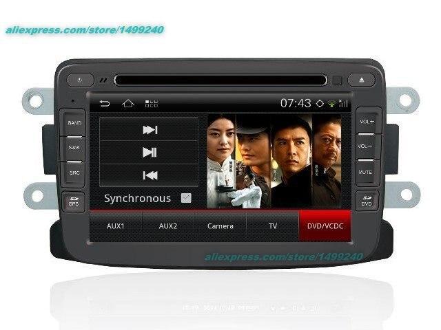 Для dacia duster 2010 ~ 2015-автомобиль android GPS навигации Радио ТВ dvd-плеер Аудио Видео Стерео Мультимедиа Системы