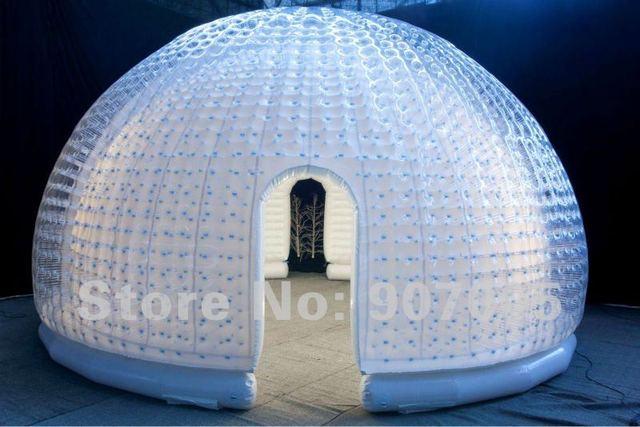 TT06 Надувные опечатали иглу/Купол шатра Выставки/прокат надувные палатки хранения багажа Бесплатная Насос + Repait + бесплатная Доставка
