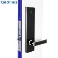 New-Version Stainless Steel Door Lock Home App Bluetooth Smart  door lock Intelligent Electronic Digital Door Lock