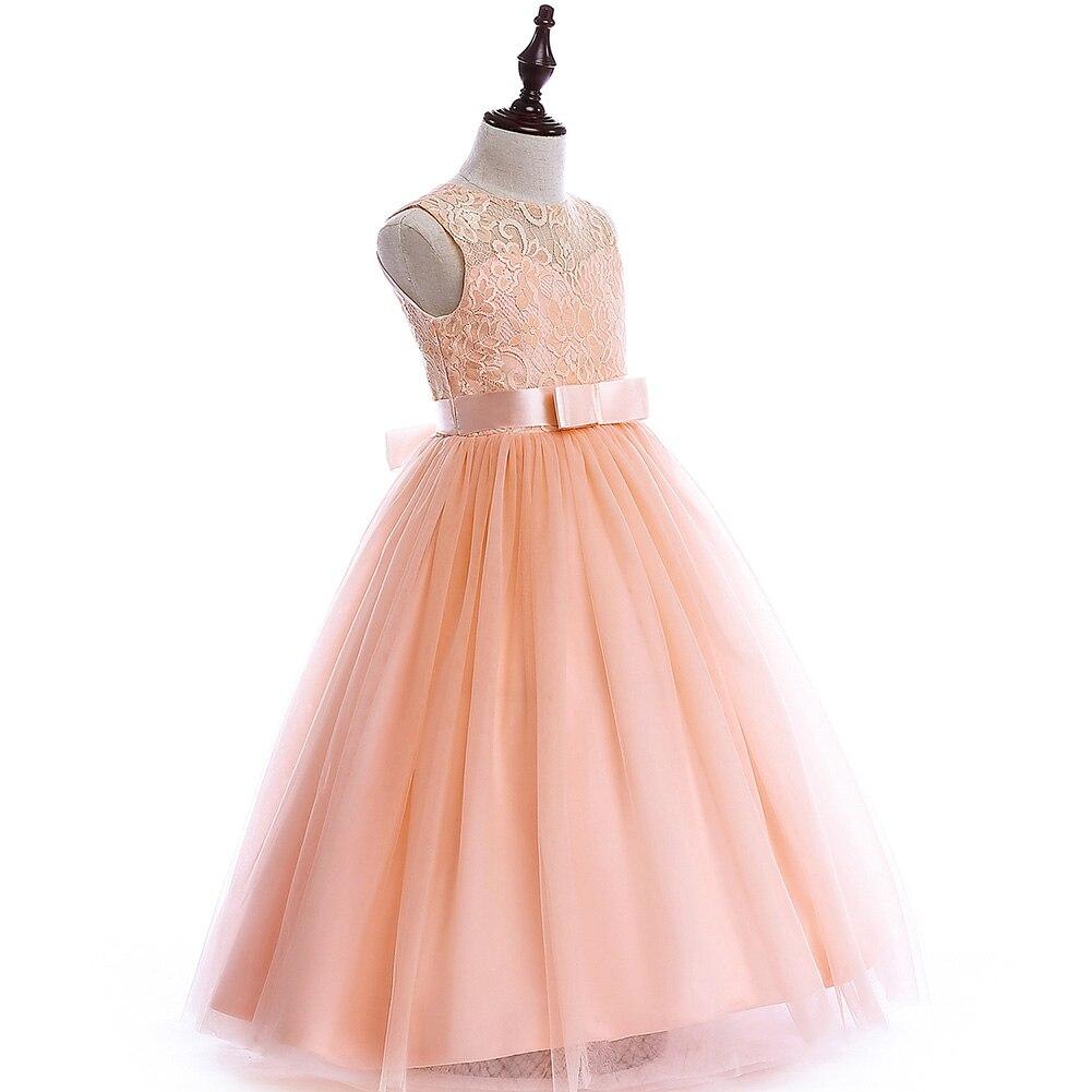 ABWE Beste Verkauf Neue Mode Mädchen Partei Kleid Elegante Mädchen ...