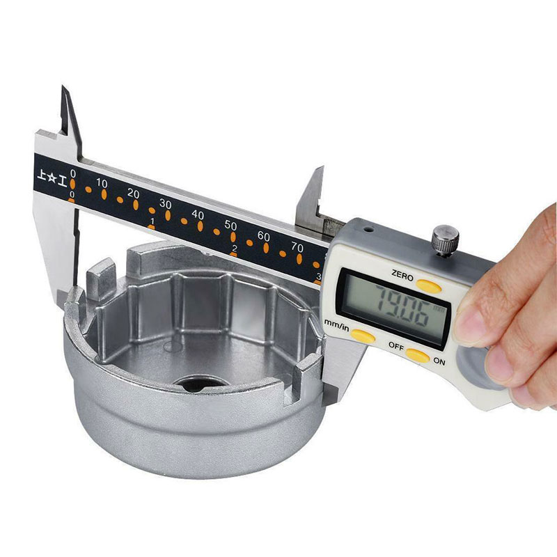 64mm Oil Filter Wrench Housing Tool for Toyota,Lexus,Corolla,Rav4,Matrix,Prius