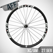 ELITE DT Swiss 350  All Mountain Wheelset 30mm*30mm Rim Tubeless 27.5 MTB Wheel Japan Toray T700 Carbon Fiber 1515g Only
