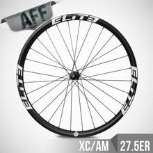 ELITE DT Swiss 350 All Mountain Wheelset 30mm 30mm Rim Tubeless 27 5 MTB Wheel Japan
