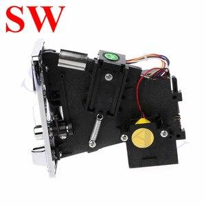 Image 3 - 1 ADET fabrika fiyat TW 130F Sikke Alıcı CPU Çoklu Jeton Alıcıları Karşılaştırma Sikke Seçici Yan Para Makinesi Seçici