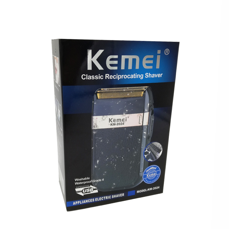 Kemei electric shaver for men (3)