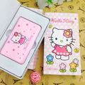 Lovely Hello Kitty Power Bank 8800mAh Mirror Power Bank Battery Charger For Iphone Samsung All Mobile Phones