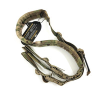 RuoskyGear New Quick Adjust Padded 2 Point Sling Multicam Black for IPSC Airsoft Military Gun Sling Gear Paintball Equipment