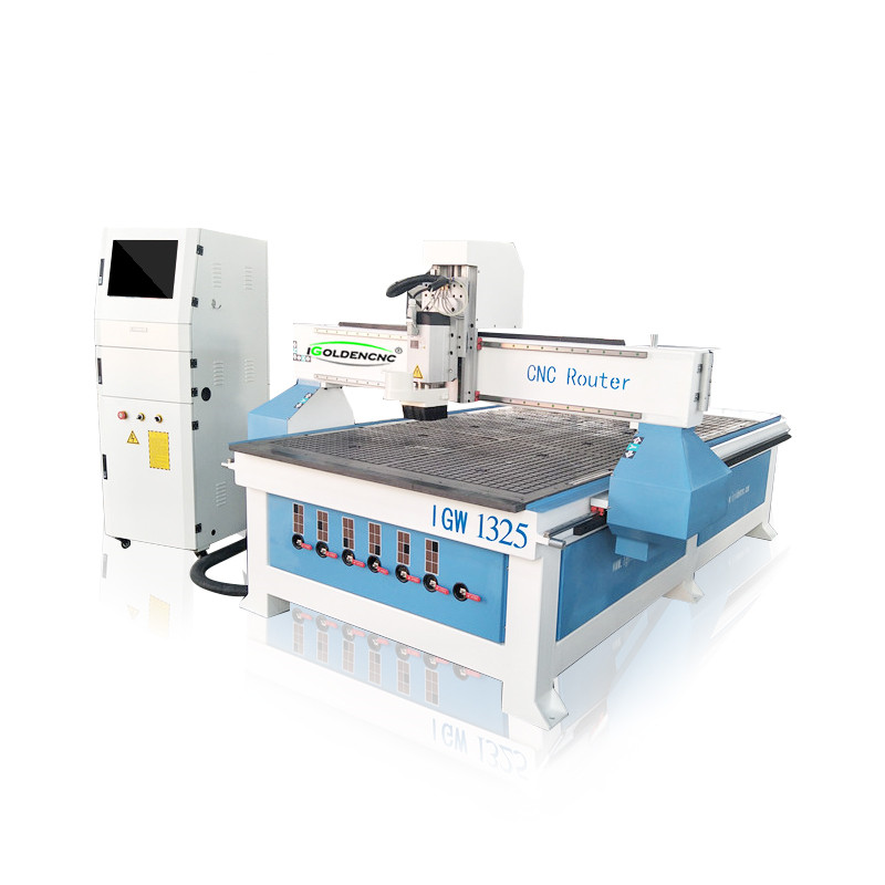 China Multi Function Cnc Router 1325 Wood Working Machinery For Wooden Furniture