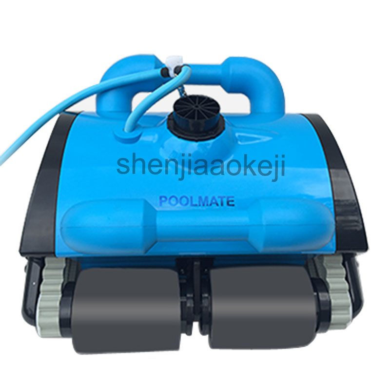 US $2281.52 21% OFF|Automatic sewage suction machine Swimming pool fouling  clean machine underwater cleaning robot pool clean vacuum cleaner device-in  ...