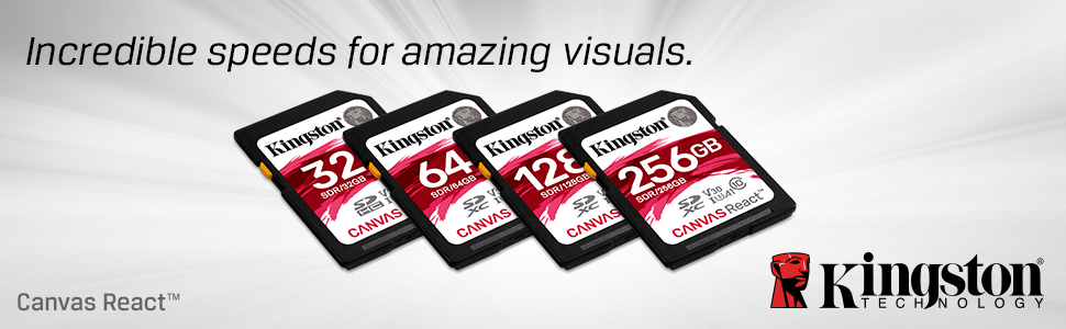 Kingston SDA3 Memory Cards 32GB 64GB 128GB 256GB Flash Card UHS-I U3 Class 10 SD Card SDXC 90MB/S C10 carte sd memoria 8