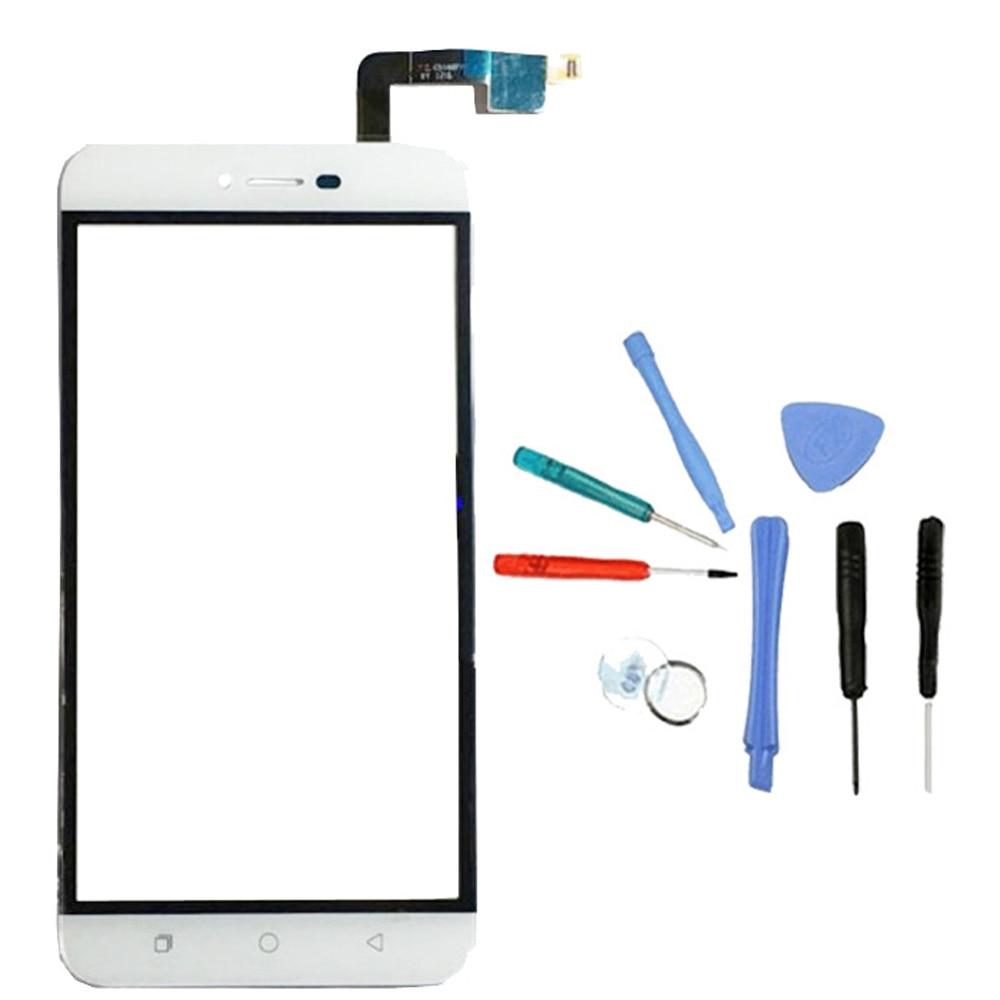 imágenes para Lingwuzhe teléfono móvil de pantalla táctil panel de repuesto con herramientas para coolpad torino 5.5 pulgadas