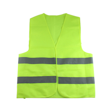 цены на  Vest Clothing Traffic Motorcycle Night Rider GREEN Safety Security Visibility Reflective Cycling Outdoor Sports   в интернет-магазинах