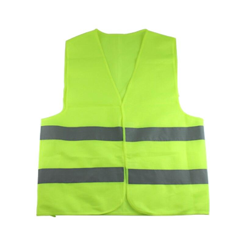 Weste Kleidung Verkehrs Motorrad Night Rider Grün-gelb Sicherheit Sichtbarkeit Reflektierende Radfahren Outdoor Sports