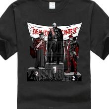 Darth Vader T Shirt Freddy Krueger Deadpool Horror Movie Zombie Beauty Contest