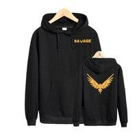 Logang Logan Paul Maverick Bird Hoodie Men Women Casual Jake Paul Hoodies Harajuku Streetwear Jumper Men
