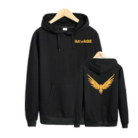 Logang Logan Paul Maverick Bird Hoodie Men Women Casual Jake Paul Hoodies Harajuku Streetwear Jumper Men