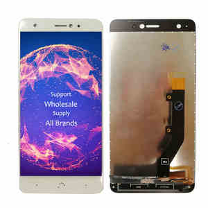 """Image 4 - 5.2"""" New LCD With Frame For BQ Aquaris X / X Pro Xpro LCD Display Screen Touch Sensor Digitizer Assembly For BQ X Full Display"""