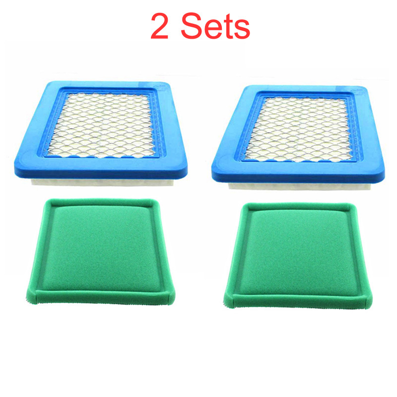 Pack of 2 OPD Air Filter replaces 491588S 491588 LG491588JD PT15853 119-1909