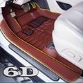 Ajuste personalizado 6D esteras del piso del coche para Chevrolet Trax Vela Aveo Epica Captiva Cruze Camaro Malibu Sperk Lovass coche-styling
