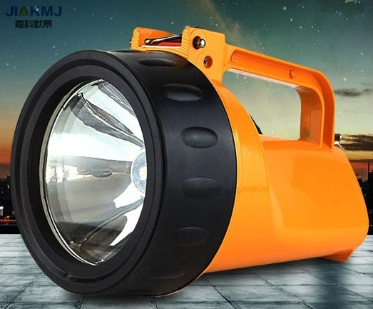 Mini LED Emergency Light Portable Explosion-proof Lamp Firefighter Marine Yacht Rescue Light Light Irradiation Distance 10m