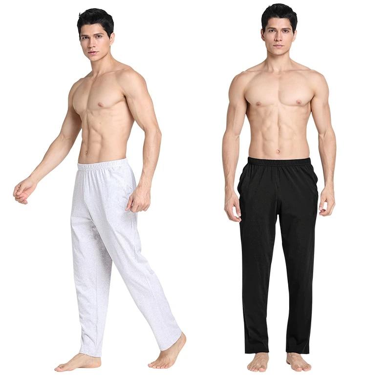 Men's Trousers Pajamas Pijamas Soft Men's Sleep Bottoms Homewear Lounge  Pants Pajama Casual Loose Home Clothing|man sleep|lounge pantsmen sleeping  bottoms - AliExpress